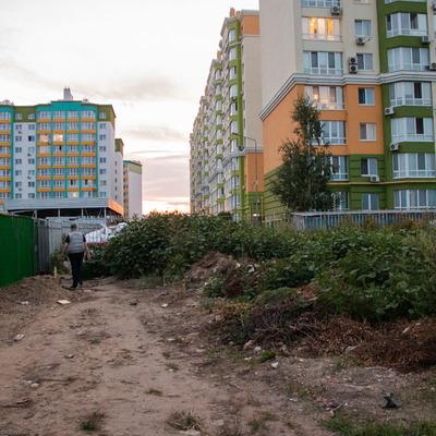 Под Киевом возле ЖК «Европейский город» девушка подорвалась на гранате