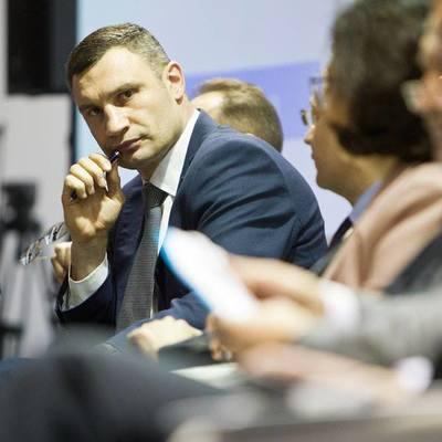 Ни в коем случае я сдаваться не буду, - Кличко об отставке с должности мэра Киева