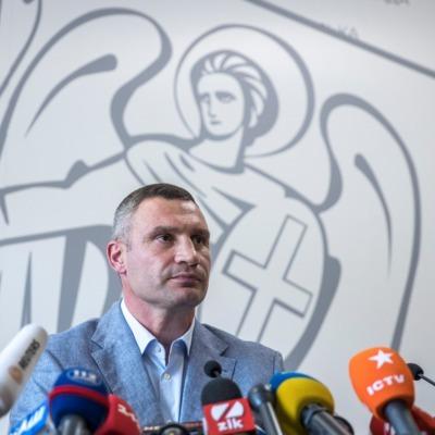 Кличко: Назначение главы КГГА «сверху» - это сценарий Януковича и нарушение Конституции