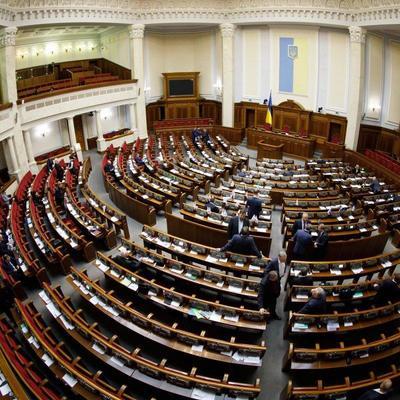 В новом парламенте 13 нардепов без высшего образования