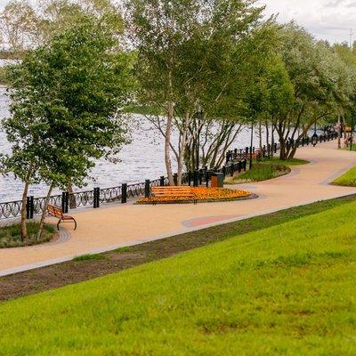 В КГГА рассказали об отремонтированных парках