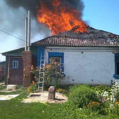 На Киевщине во время пожара погибло двое детей