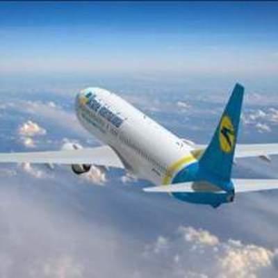 В аэропорту «Борисполь» самолет авиакомпании МАУ совершил экстренную посадку