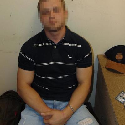 В Киеве студент украл энергетических батончиков на 2 тыс. гривен