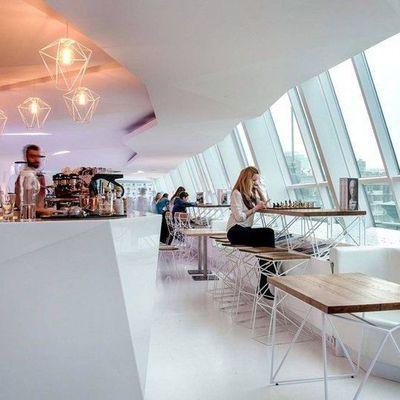 Киевская кофейня вошла в список лучших в мире