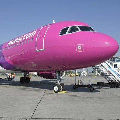 Wizz Air за последние две недели отменил полсотни рейсов из Киева
