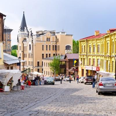 В столице отметят День рождения Андреевского спуска