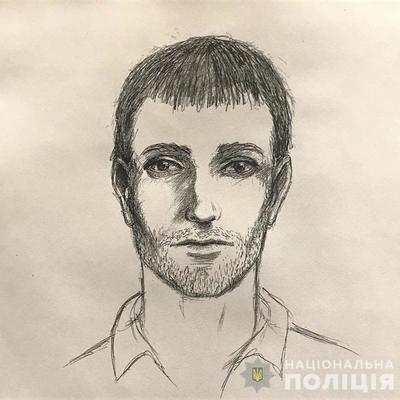 Полиция Киева разыскивает мужчину, подозреваемого в попытках изнасилования (видео)