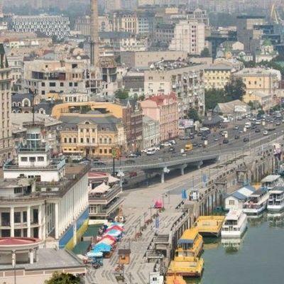 Патрульные сообщили, в каком районе Киева произошло больше всего ДТП
