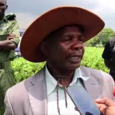 В Кении покойника достали из могилы - начальство потребовало вернуть униформу