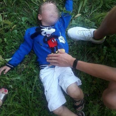 За сутки на Киевщине из окон выпало двое детей