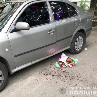 В Киеве мужчина в день рождения дочки устроил резню: фото и видео