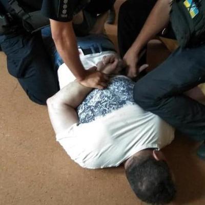 В Днепре помощник начальника полиции совершил тройное ДТП и скрылся