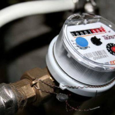 В Киеве начали устанавливать антимагнитные пломбы на счетчики воды
