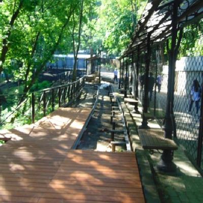 В столице за счет меценатов строится лестница от Андреевской церкви до  Аллеи художников