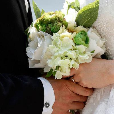 Стало известно, сколько пар поженились в Киеве за полгода
