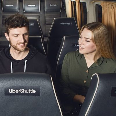 Uber Shuttle запустил новый маршрут в Киеве
