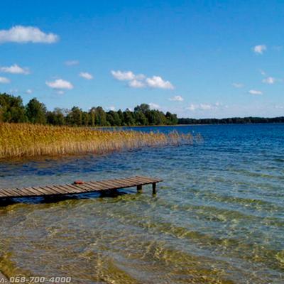 В столице возле озера обнаружили снаряд времен Второй мировой войны