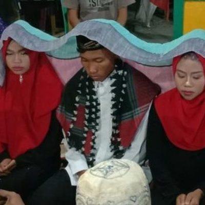 Чтобы никого не обидеть: мужчина женился на двух девушках