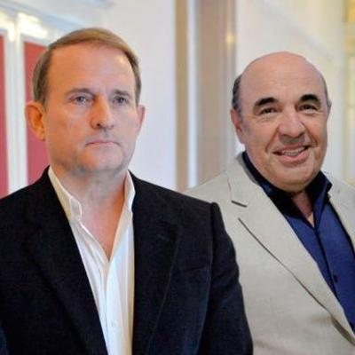 Медведчук и Рабинович передали Карпюку и Клыху привет из Украины, – ОППОЗИЦИОННАЯ ПЛАТФОРМА – ЗА ЖИЗНЬ