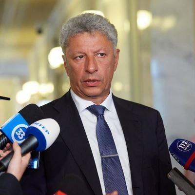 Юрий Бойко: Правительство должно заключить новый контракт на транзит газа с Россией