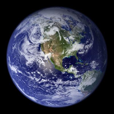 Ученые показали, как Земля будет выглядеть через миллионы лет (видео)