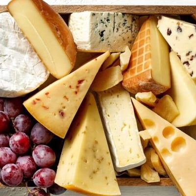 Киевлян приглашают на большой сырный маркет
