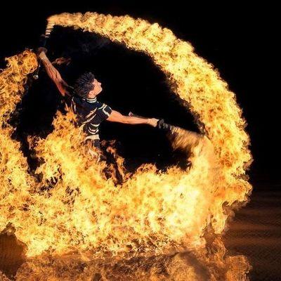 В Гидропарке пройдет фестиваль огненного и циркового искусства Burnin 'Kyiv Fest 2019