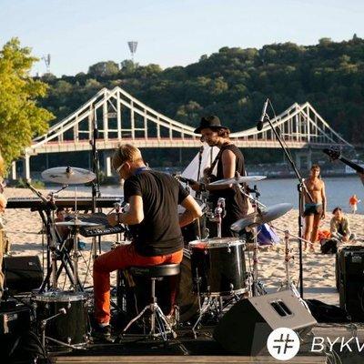 На Трухановом острове стартовал Koktebel Jazz Festival