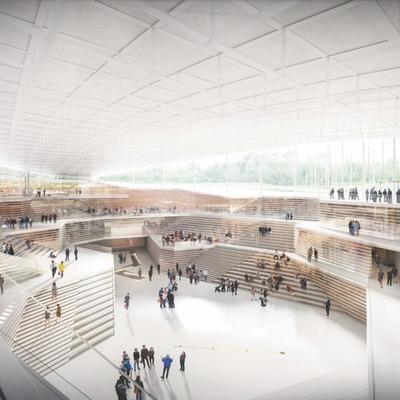 Назван победитель архитектурного конкурса на лучший проект Мемориального центра Холокоста «Бабий Яр»