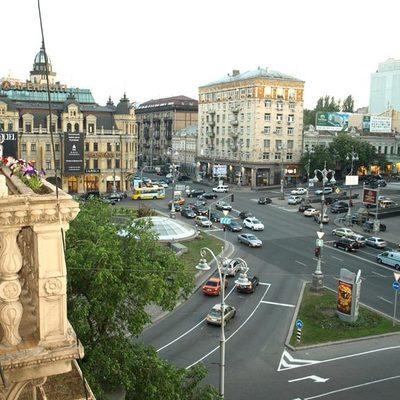Стало известно, на каких улицах Киева был самый загрязненный воздух этим летом