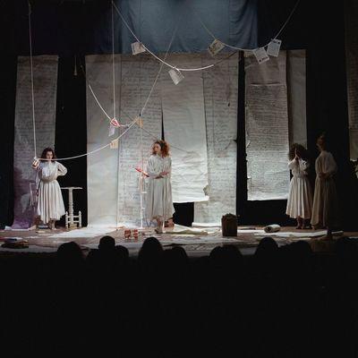 Завтра в столице стартует театральный фестиваль «Открытая сцена»