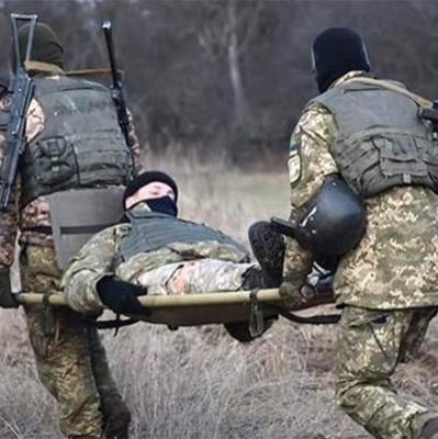 Обострение на Донбассе: в результате вражеских обстрелов ранены восемь бойцов