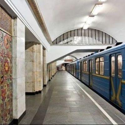 Киевское метро изменит работу из-за футбола в воскресенье