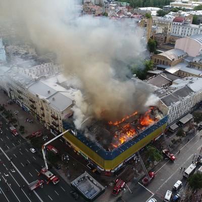 Много автомобилей и пожаров: в КГГА назвали причины загрязнения воздуха в Киеве