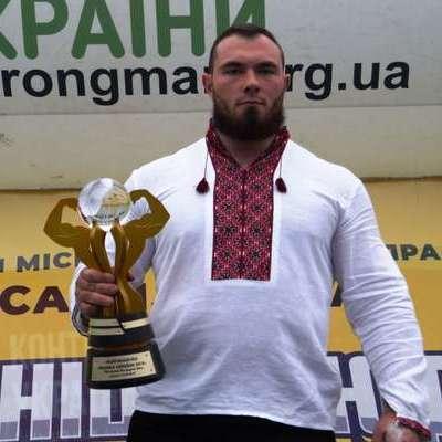 Киевлянин получил титул «Самый сильный человек Украины» (фото)
