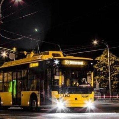 В Киеве запустят троллейбус на Виноградарь
