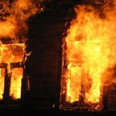 Киевлянин стрелял в спасателей, которые тушили пожар в его доме