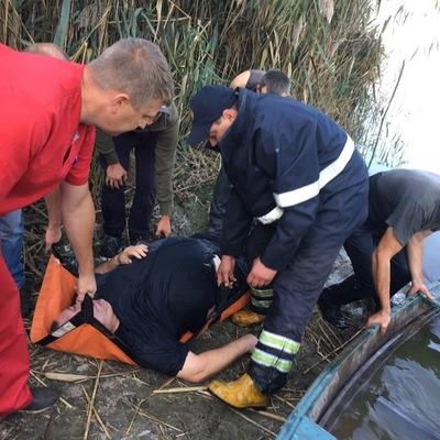 На Киевщине мужчину парализовало во время рыбалки