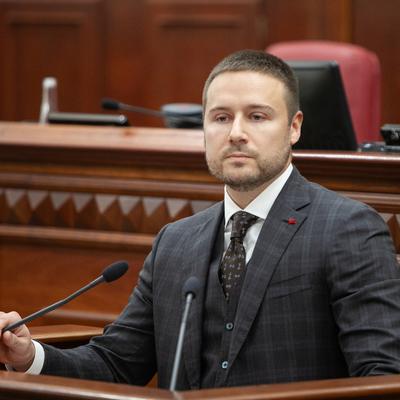 В Киеве избили заместителя председателя КГГА