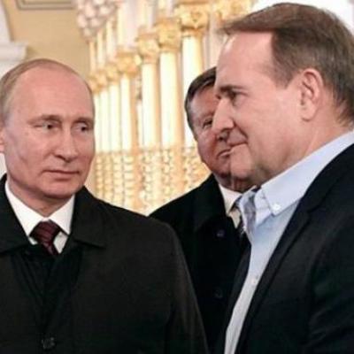 Путин – Медведчуку: Вы используете наши добрые отношения, чтобы реализовать интересы Украины и ее граждан