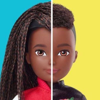Производители выпустили гендерно-нейтральную «Барби»