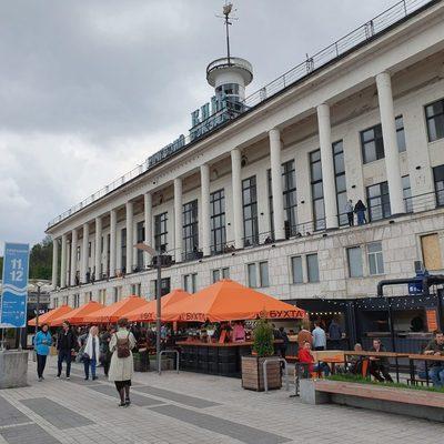 На Речном вокзале открылась выставка ARTEFACT: Chernobyl 33