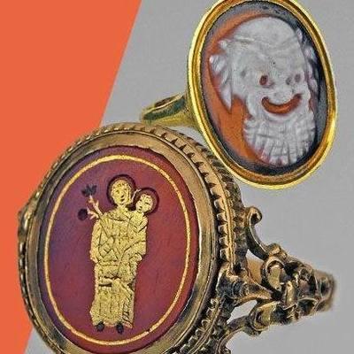 В Музее исторических драгоценностей Украины открылась выставка, посвященная перстням