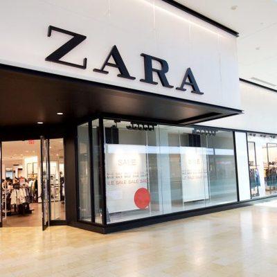 В Украине заработал онлайн-магазин Zara