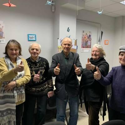 В Голосеевском районе открылся Клуб досуга для «взрослых» киевлян