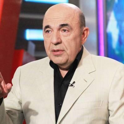 Рабинович: Власть боится критики из-за отсутствия мира, потому и закрывает рот телеканалам