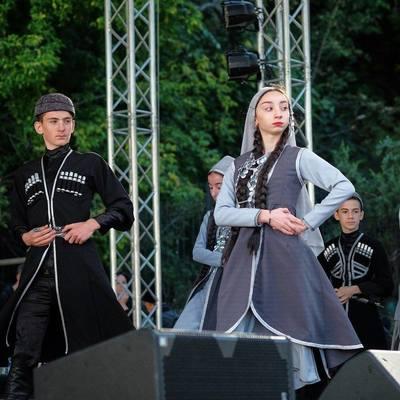 В выходные пройдет «Тбилисоба на Андреевском спуске»