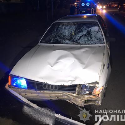 В ДТП на Киевщине погибли сестры-близнецы