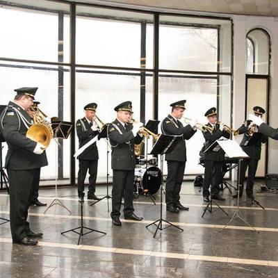 Сегодня в киевском метрополитене сыграет оркестр